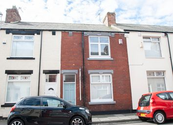 Thumbnail 2 bedroom terraced house for sale in Cundall Road, Hartlepool