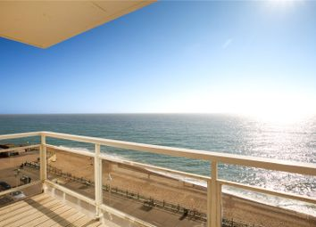 Thumbnail 2 bed flat for sale in Benham Court, Kings Esplanade, Hove, East Sussex