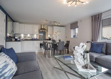 "Thumbnail 2 bed flat for sale in ""Milsey"" at Baileyfield Road, Edinburgh"