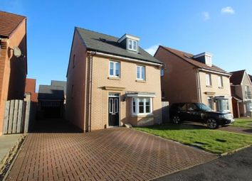 Thumbnail 4 bed detached house for sale in Pennant Court, Irvine, North Ayrshire