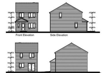 Thumbnail 3 bed detached house for sale in Plot 1, Caunce Road, Wigan