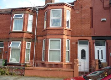 Thumbnail 4 bed terraced house to rent in Browning Avenue, Rock Ferry