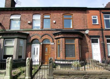 Thumbnail 3 bedroom terraced house for sale in Ainsworth Road, Radcliffe, Manchester