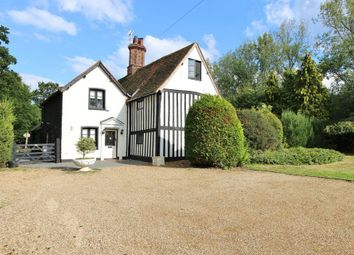 Thumbnail 5 bed detached house for sale in Nazeing Common, Nazeing, Essex.