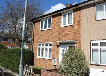 Thumbnail 3 bedroom end terrace house for sale in Boxgrove Road, Abbey Wood, London