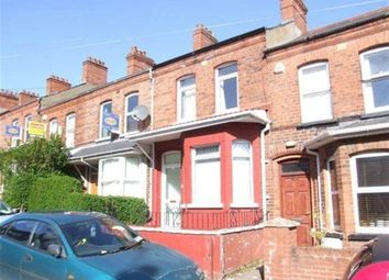 Thumbnail 3 bed terraced house to rent in 64, Sandhurst Gardens, Belfast