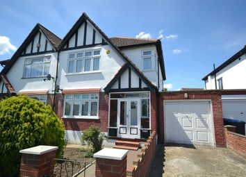 Thumbnail 3 bedroom semi-detached house to rent in Pasture Road, Wembley