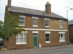 Thumbnail 1 bed flat to rent in Old Brewery House, High Street, Chatteris