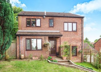 Thumbnail 4 bed detached house for sale in Booker Close, Crowborough