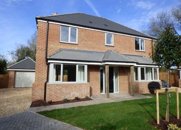 Thumbnail 4 bed detached house for sale in 6 Cook Close, Morteyne Meadows, Marston Moretaine