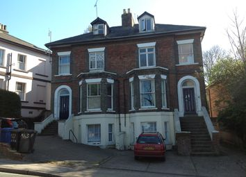Thumbnail 1 bedroom flat to rent in Willoughby Road, Ipswich