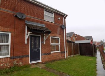 Thumbnail 2 bed terraced house to rent in Ansult Court, Bentley, Doncaster