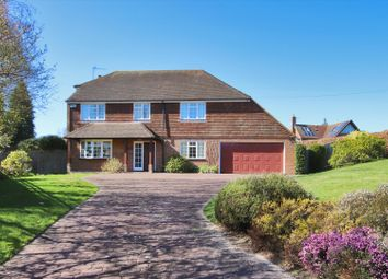 Thumbnail 5 bed detached house for sale in Windmill Hill, Brenchley, Tonbridge, Kent