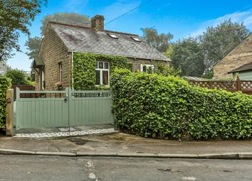 Thumbnail 2 bedroom detached bungalow for sale in The Knowle, Shepley, Huddersfield