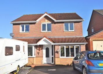 Thumbnail 4 bed detached house for sale in St. Patricks Close, Evesham