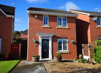 Thumbnail 3 bed detached house for sale in Sapphire Drive, Milton, Stoke-On-Trent