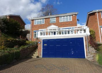 Thumbnail 4 bed detached house to rent in The Vale, Coulsdon, Surrey