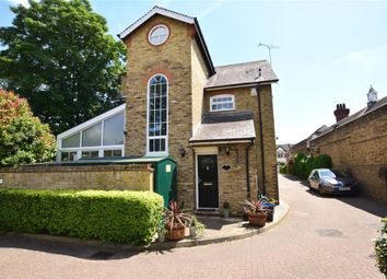 Thumbnail 4 bed detached house for sale in Albury Mews, Harpenden Road, London