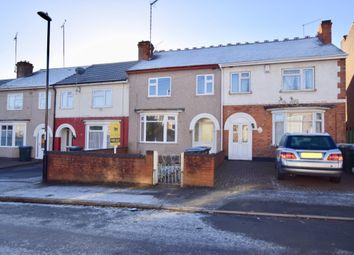 Thumbnail 3 bed terraced house for sale in Roman Road, Coventry