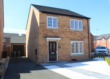 Thumbnail 4 bed detached house for sale in Stanley Main Close, Featherstone, Pontefract