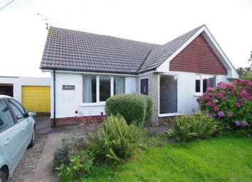 Thumbnail 3 bed detached bungalow for sale in Longland Lane, Georgeham, Braunton