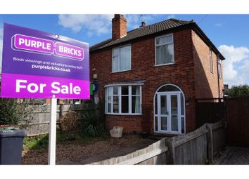 Thumbnail 3 bed semi-detached house for sale in Melton Road, Syston