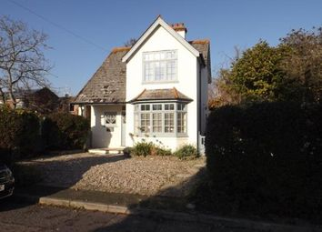 Thumbnail 3 bed detached house for sale in West Mersea, Colchester, Essex