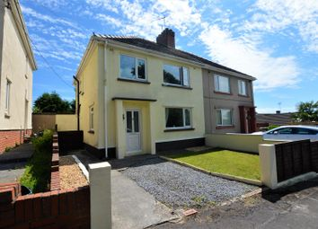 Thumbnail 3 bed semi-detached house for sale in Heol Waun Wen, Burry Port, Llanelli