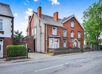 Thumbnail 3 bed semi-detached house for sale in Alfreton Road, Sutton-In-Ashfield, Nottinghamshire, Notts