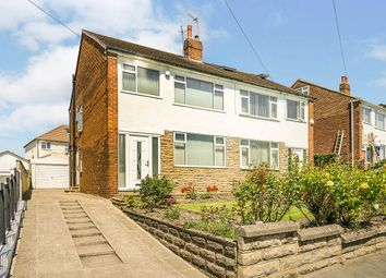 Thumbnail 3 bed semi-detached house for sale in New Templegate, Leeds, West Yorkshire