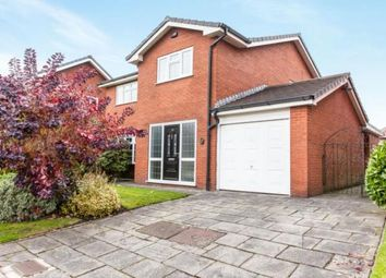 Thumbnail 4 bedroom detached house for sale in Wade Bank, Westhoughton, Bolton, Greater Manchester