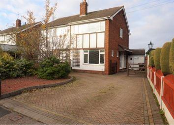 Thumbnail 2 bedroom semi-detached house for sale in Barns Lane, Walsall