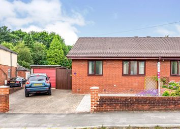 Thumbnail 2 bed semi-detached bungalow for sale in Brinsworth Road, Catcliffe, Rotherham