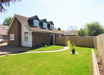 Thumbnail 4 bed detached bungalow for sale in High Street, North Thoresby, Grimsby