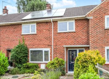 Thumbnail 3 bed terraced house for sale in Pinewood Way, Salisbury