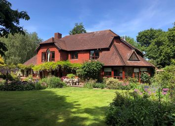 Thumbnail 5 bed detached house for sale in Armstrong Road, Brockenhurst