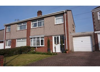 Thumbnail 3 bed semi-detached house for sale in Wheatsheaf Drive, Ynysforgan