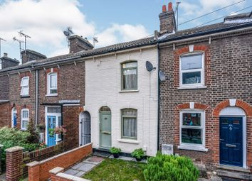 Thumbnail 2 bed terraced house for sale in Victoria Street, Dunstable