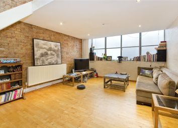 Thumbnail 1 bed flat to rent in Eagle Wharf Road, London