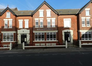 Thumbnail 1 bed flat for sale in Springfield Road, Blackpool