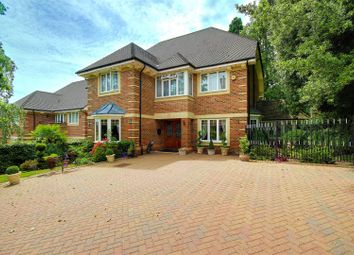 Thumbnail 5 bed detached house for sale in Saddlers Close, Arkley