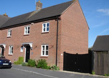 Thumbnail 3 bed semi-detached house to rent in Bay Tree Cottage, 107 Granville Way, Sherborne, Dorset