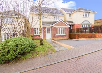 Thumbnail 3 bed detached house for sale in Clos Bronwydd, Ebbw Vale