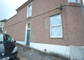 Thumbnail 2 bedroom flat for sale in Grenville Road, Plymouth