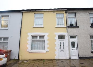 Thumbnail 2 bed terraced house for sale in Raglan Road, Hengoed