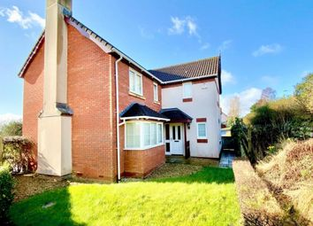 Thumbnail 4 bed detached house for sale in Heritage Way, Sidmouth, Devon