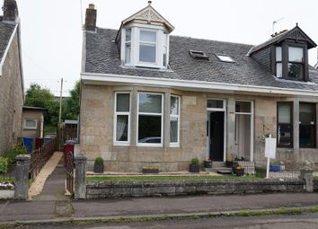 Thumbnail 3 bed semi-detached house for sale in 12, Holm Street, Strathaven, South Lanarkshire