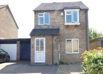 Thumbnail 3 bedroom detached house to rent in York Close, Stoke Gifford, Bristol, Gloucestershire