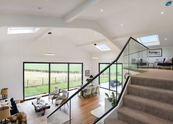 Thumbnail 5 bed barn conversion for sale in Smarden, Ashford