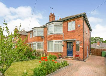 Thumbnail 3 bed semi-detached house for sale in The Oval, Leeds